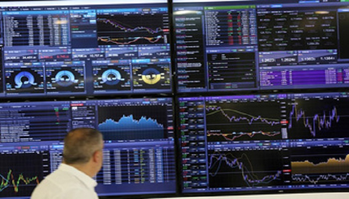 Global stocks rise on partial US-China trade deal, pound up