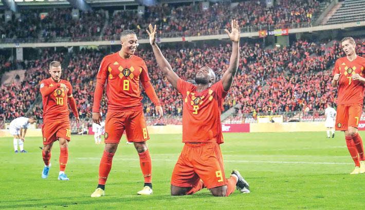 Nine-star Belgium book Euro place