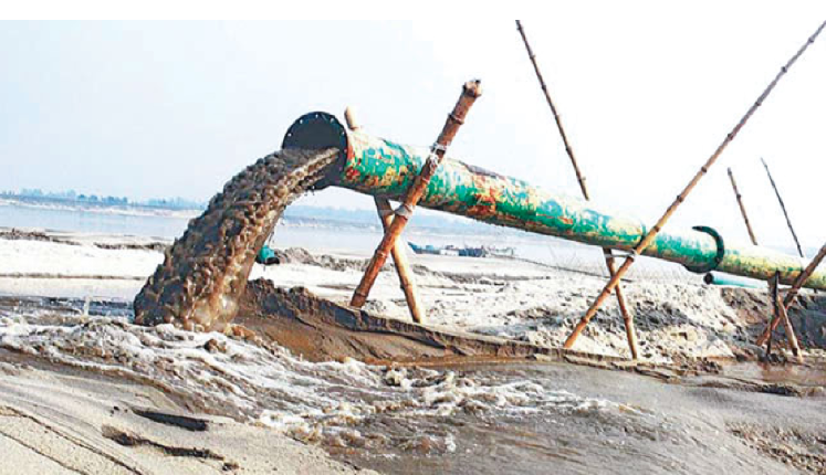 Sand lifting puts homesteads, farmland under erosion threat in N'ganj