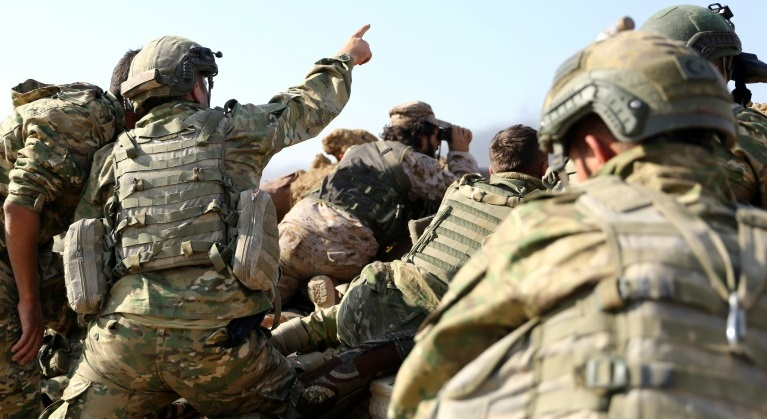 Syria Kurds urge US to assume 'moral obligations' as Turkey attacks