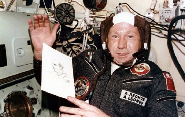 Cosmonaut Alexei Leonov, first space walker dies