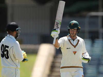 Aussie skipper Paine ends 13-year century drought