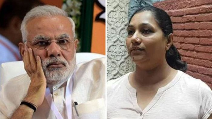 Modi's niece robbed in Delhi, snatchers decamp with Rs 56,000 cash, mobiles