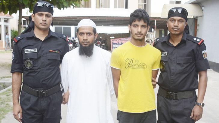 2 'militants of Sarwar-Tamim group' arrested in Narayanganj