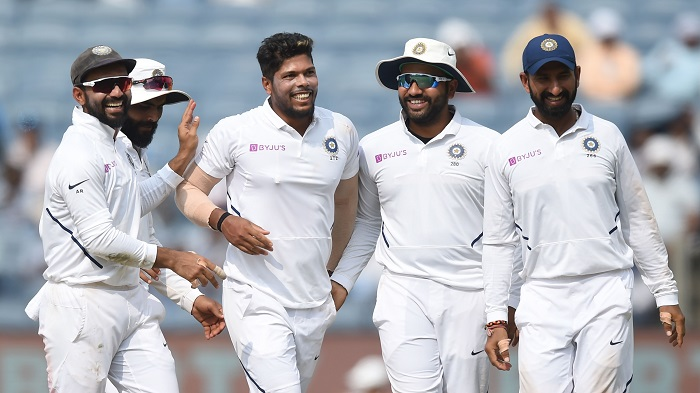 India beat South Africa to clinch Test series