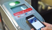 Moscow metro users can  now use China UnionPay  cards to pay fare