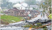 Two die as Typhoon Hagibis slams into Japan