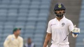 Kohli lauds India's 'hunger' after record 11th-straight Test series win