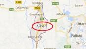 Robbers loot 2 flats in Savar
