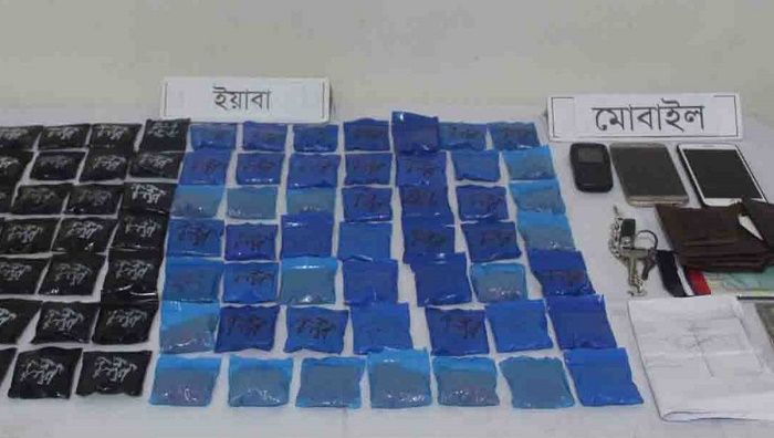 2 held with 17,000 Yaba pills in Sylhet