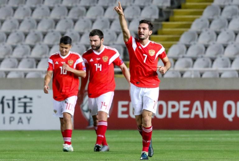Russia book Euro 2020 spot as Netherlands edge closer to finals