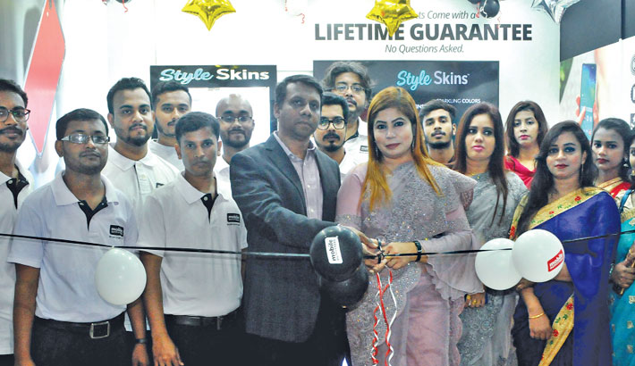 Mobile Outfitters at Bashundhara City