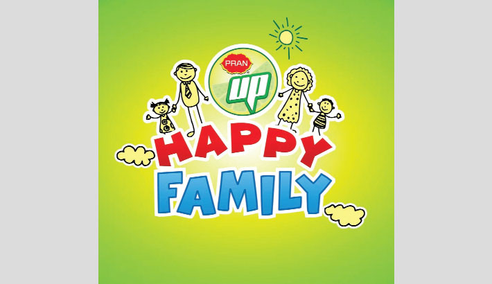 PRAN UP to launch 'Happy Family' campaign