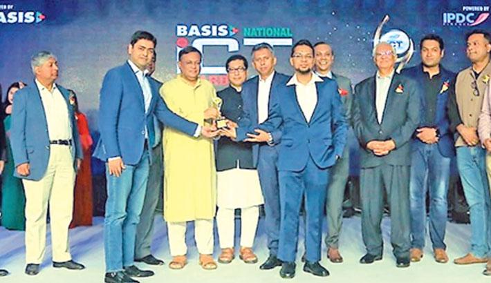 LankaBangla Financial Portal wins BASIS Nat'l ICT Award