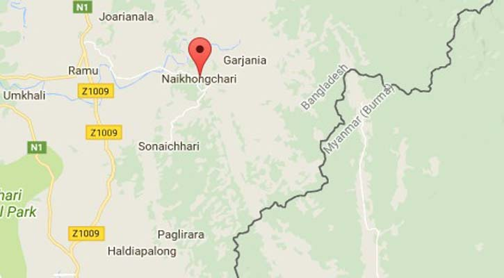 BGB firing kills one in Naikhongchhari polling station