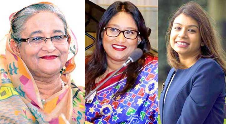 Cabinet congratulates Sheikh Hasina, Saima Wajed and Tulip Siddique for their achievements