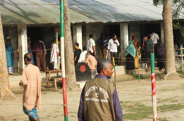 Voting ends at 8 UZs, 2 municipalities, 14 union parishads