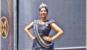 Torsa crowned as Miss World Bangladesh 2019