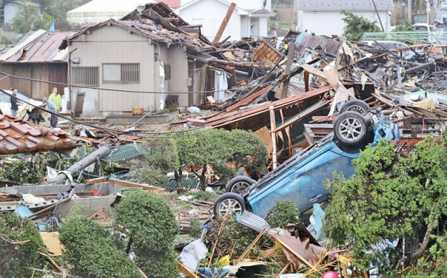 Death toll from Typhoon Hagibis rises to 56 in Japan: NHK