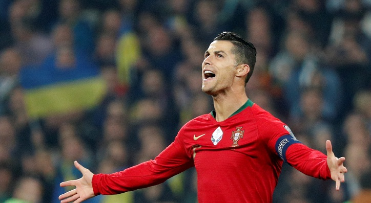 Portuguese star Ronaldo enters 700 goals club