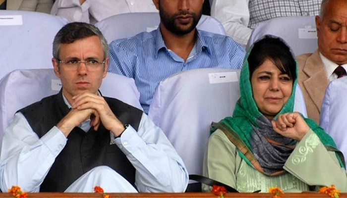 Omar and Mehbooba detained under PSA: Amit Shah