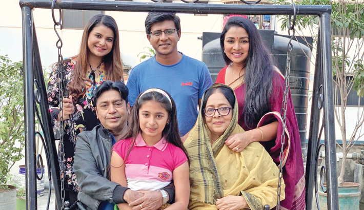 Family Crisis, a drama serial