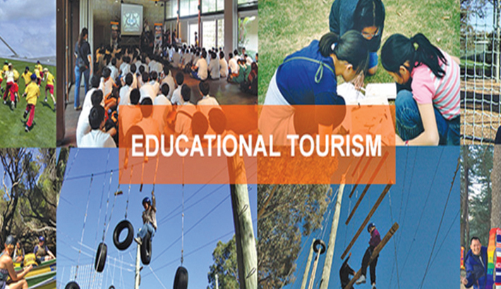 Educational tourism for knowledge