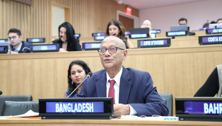 Dhaka seeks greater political will for green planet