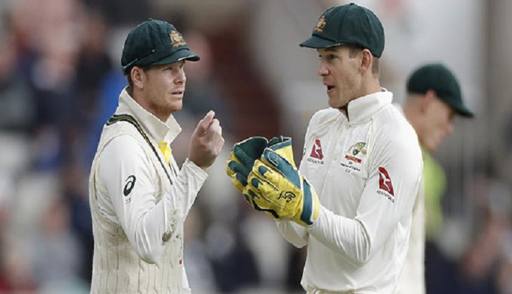 Aussie skipper Paine backs Smith's return to captaincy