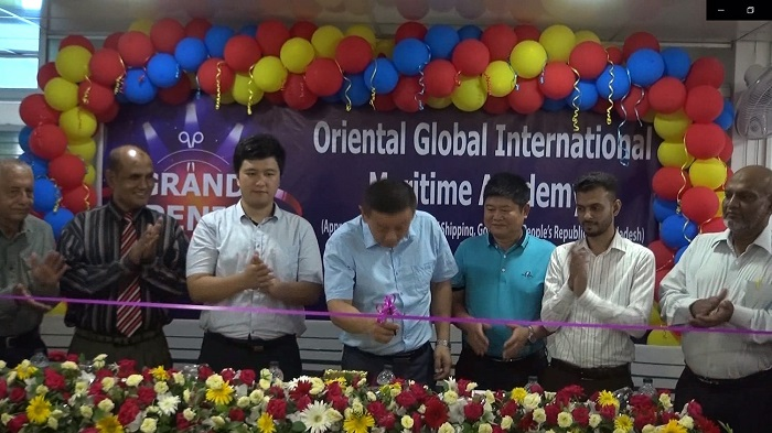 """Oriental Global International Maritime Academy"" sails its voyage"