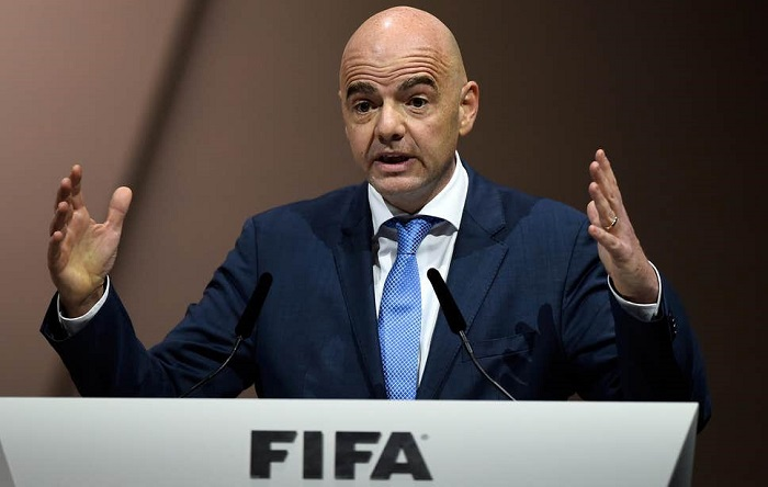 FIFA President Gianni Infantino to arrive Dhaka on Thursday