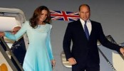 UK's Prince William, Kate arrive in Pakistan for 5-day visit