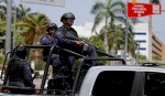 14 police killed in attack in western Mexico