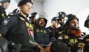 Samrat in court, supporters protest demanding release