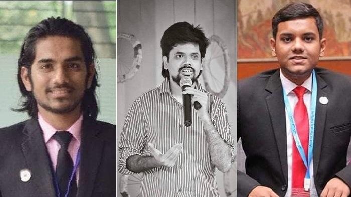 Three-member Bangladeshi team joins FNF Liberal Innovation Bootcamp at Bangalore