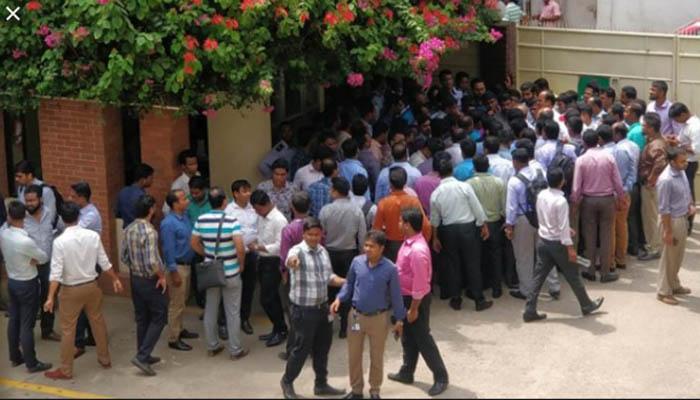 Sanofi confirms exit plan, employees demand job security