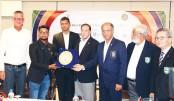 Regency honours Ruman Shana
