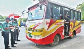 CMP launches drive to bring  discipline in transport sector