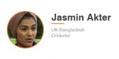 Rohingya woman Jasmin named in BBC's 100 Women of 2019