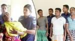 Four awarded death sentence for murdering farmer in Kushtia