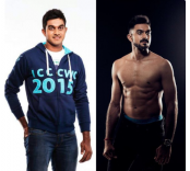 Vijay Shankar trolled for posting body transformation picture