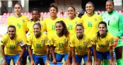 Brazil women's team to play in China