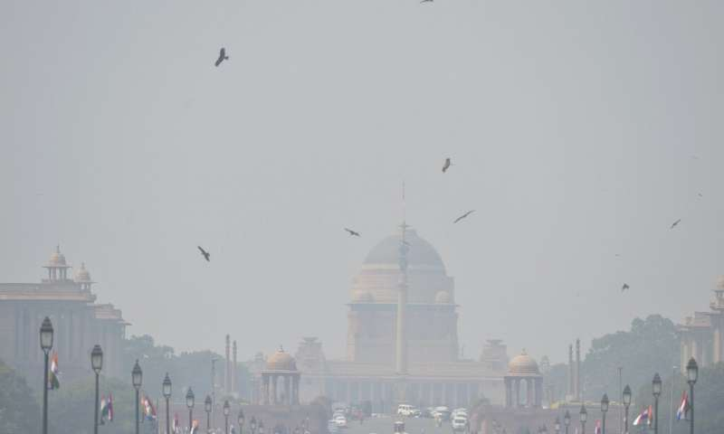 Delhi pollution 'action plan' comes into force