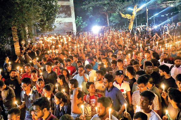 Ban on student politics may fuel radicalisation
