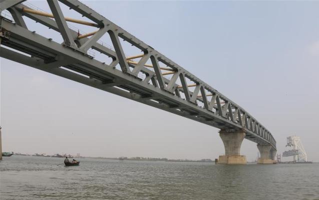 Padma Bridge's 'real progress' is 84 percent : Quader