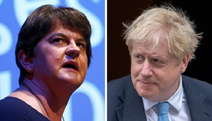 Brexit: DUP rejects deal 'as things stand' as PM heads to EU summit