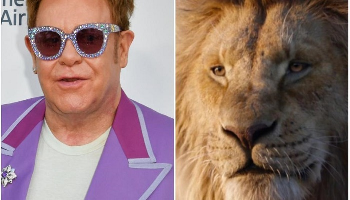 Elton John calls The Lion King remake a 'huge disappointment'