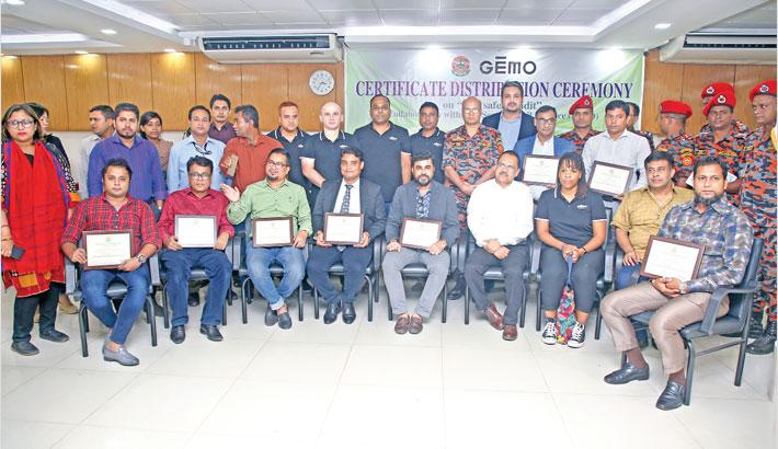 8 factories get certification