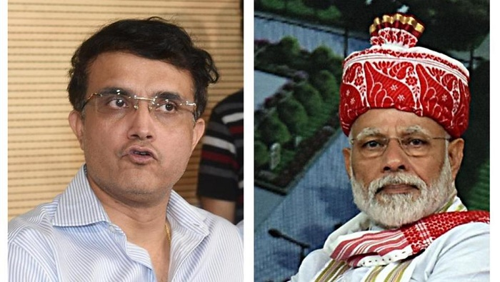 'You have to ask Modi ji and Pakistan PM': Sourav Ganguly on India-Pakistan cricketing ties