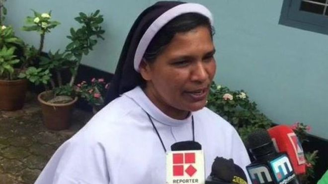 Indian Catholic nun 'denied justice' by Vatican